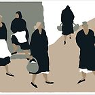 women in black by chandy