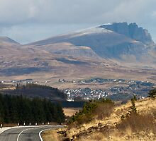 The Old Man of Storr by Ville Vuorinen