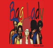"""Bag Lady"" by Erykah Badu by Cynthia Butare"