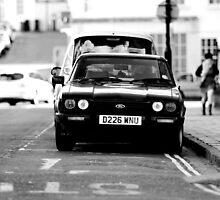 Ford Capri by MWhitham