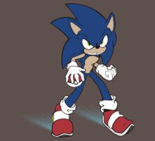 Sonic : Super Fast Pokemon Trainer by Krydel