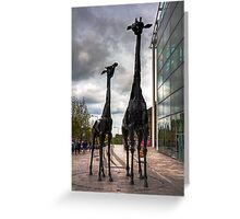 Dreaming Spires Greeting Card