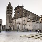 Cattedrale del Palazzo Dei Papi, Viterbo by Marco Borzacconi