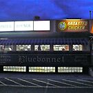 Bluebonnet Diner at Dusk - Western Massachusetts Series *featured by Jack McCabe