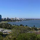 Perth panorama   by PhotosByG