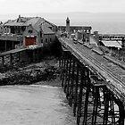 Birnbeck Pier  by MWhitham