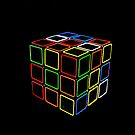 Rubix Cube by Ben  May