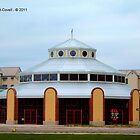 """""""Silver Beach Carousel Building"""" by Deb  Badt-Covell"""