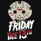 Friday the 13th by Rob Scott
