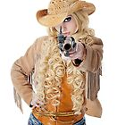 cowgirl missynthetic by teaco