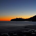 Northshore Sunset by Aaron Bottjen