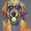 Golden Retriever - Spay/Neuter by Ann Marie Hoff