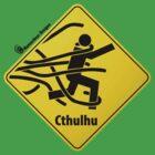 Cthulhu Hazard by mancerbear