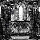 Holyrood Abbey by Tiffany Dryburgh