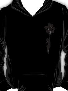 Balloon Girl Black T-Shirt
