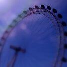 'DREAMY' LONDON 'EYE' by chick