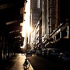 Street Sun by awursterphotos