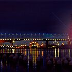 Bolte Bridge, Melbourne by Carmel Abblitt