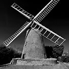 Windmill at New Bradwell by JMChown