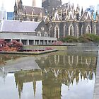 Reflections of a Cathedral by Anthony Ogle