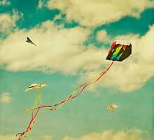 """Let's Go Fly a Kite"" by eleven12design"