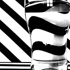 Zebra juice No3 by Sally Green