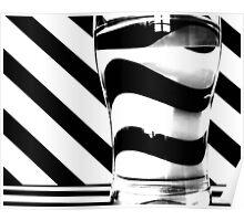Zebra juice No3 Poster