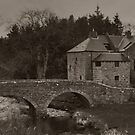 The Old Corn Mill by Rupert Connor