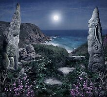 Magical Cornwall by Angie Latham