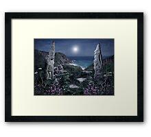 Magical Cornwall Framed Print