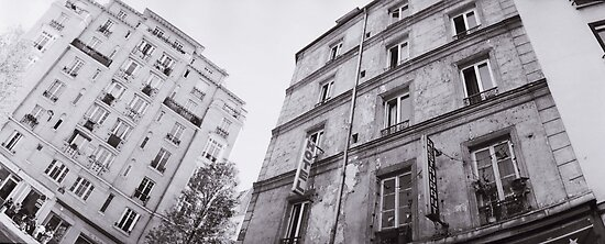 Paris Hotel and Buildings by busteradams