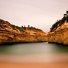 Loch Ard Gorge - Victoria - Australia by Chris Sanchez