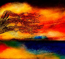 Tree Of Life 2 by Ron C. Moss