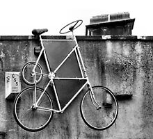 A Bike On A Wall by Jazzdenski