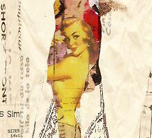 silhouette 8, 2011 by Thelma Van Rensburg