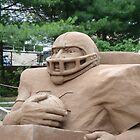Sand Sculpture by outlawboy2