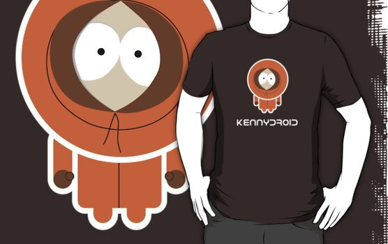 KENNYDROID (text) by Yiannis  Telemachou