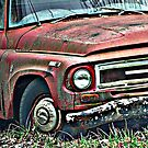 An Old Truck by Sheryl Langston