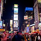 Times Square North by jscherr