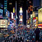 Times Square South by jscherr