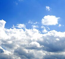 City of Cloud by J.L.R Burlingham