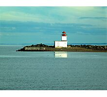 Parrsboro Lighthouse Photographic Print