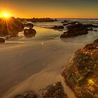 Rocky Shore - Apollo Bay, Victoria (HDR) by PC1134