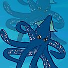 Octopus by mylittlenative