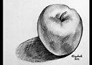 An apple a day.... by Elizabeth Kendall