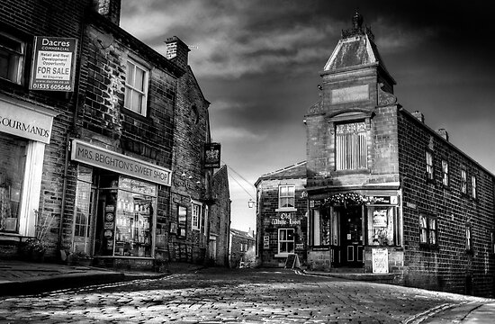 Haworth HDR by Stephen Knowles