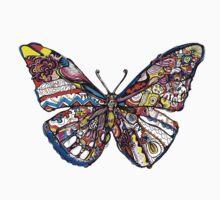 butterfly by Randi Antonsen