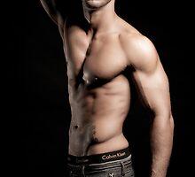 Male Form 5 by Darren Bell