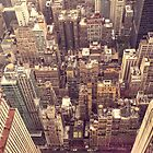 New-York city by Alena Khandryka