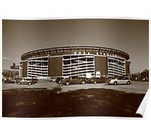 Shea Stadium - New York Mets Poster